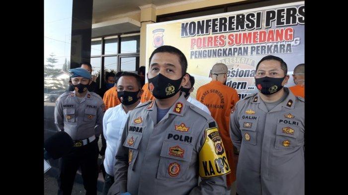 Ogah Diajak Minum Miras, Remaja di Sumedang Ini Dibunuh, Pelakunya Kabur Setahun Ditangkap di Maluku