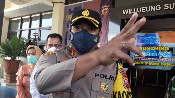 Menjelang Lebaran, Polisi Antisipasi Penimbunan Sembako di Sumedang