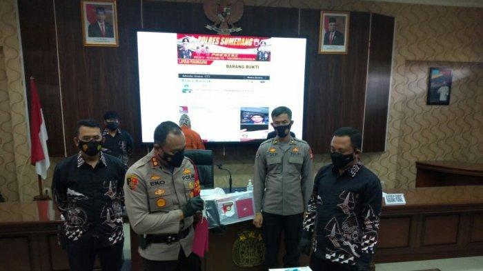 Cuma Caper, Motif Pelaku yang Hina Polisi dan TNI Sumedang di Media Sosial