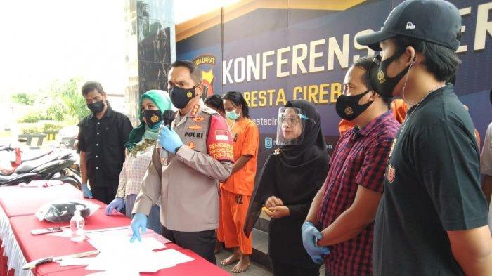KRONOLOGI Komplotan Begal Sadis Beraksi di Cirebon, Bacok Korban yang Menunggu Bus