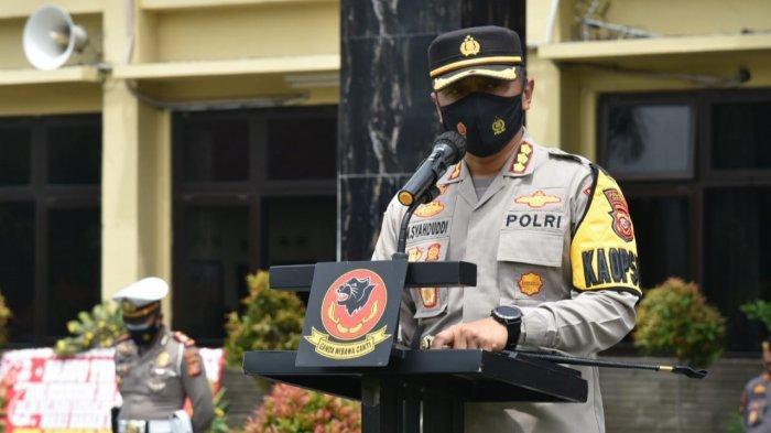 Antisipasi Kerumunan Massa di Malam Tahun Baru 2021, Polresta Cirebon Siapkan Lima Titik Penyekatan