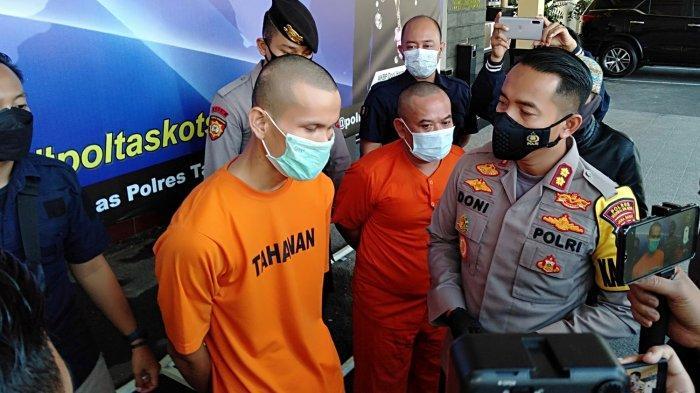 Polresta Tasik Tangkap Kawanan Pencuri Motor Profesional, Cuma Tiga Orang Tapi Efektif Dalam Beraksi