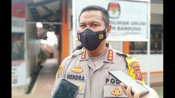 Kapolresta Bandung, Imbau Warga Tetap Bersabar Menunggu Penghitungan KPU, Jangan Ada Konvoi