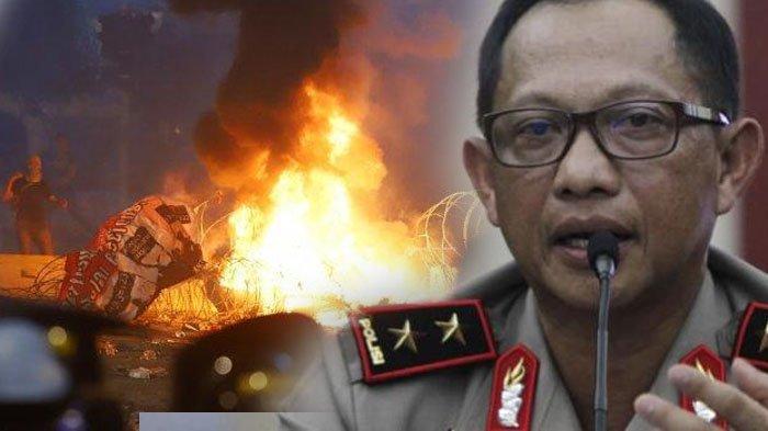 Kapolri Bongkar Dalang Kerusuhan 22 Mei, Pelaku Diperintah Eksekusi Para Jenderal, Ini Tugas Mereka
