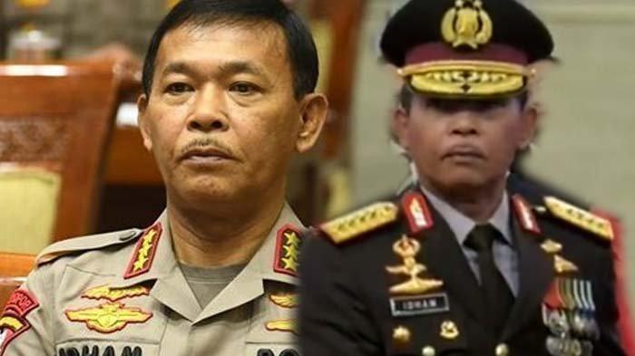 229 Perwira Polisi Dimutasi, Kapolri Jenderal Idham Azis Congkel 6 Jenderal Polisi, Ini Daftarnya