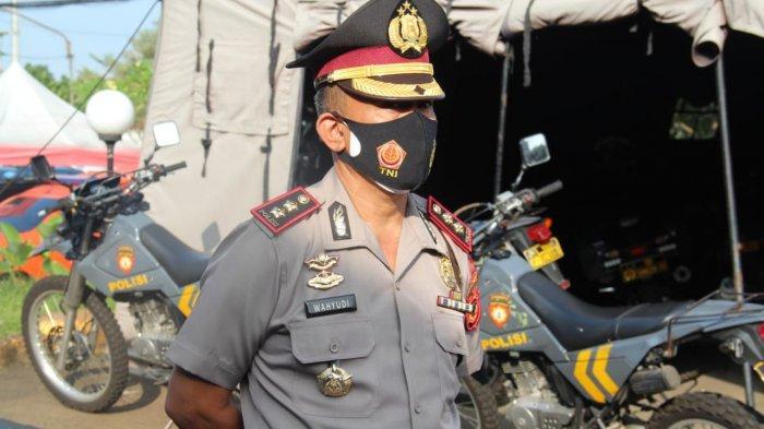 Ini Polsek di Sukabumi yang Kapolseknya Berpangkat AKBP, Wahyudi Dapat Kehormatan Jelang Purnatugas