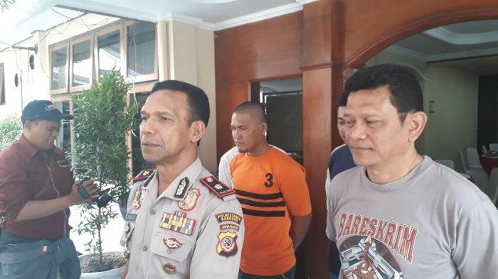 Wawang Tak Kapok-kapok, Dipenjara Lagi Setelah Mencuri Barang Elektronik di Rumah Kosong Penghuni