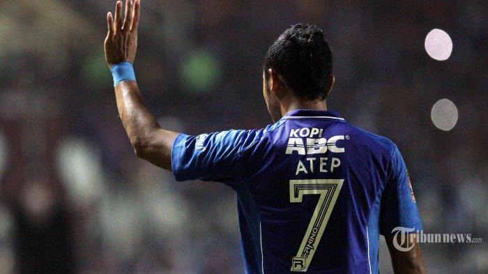 Pemain Mitra Kukar, Atep Buktikan Lagi Kecintaanya kepada Persib Bandung, Sinyal Ingin Kembali?