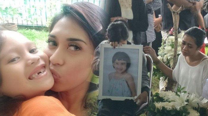 Kronologi Meninggalnya Zefania, Anak Karen Pooroe, Jatuh Saat Main Air Hujan di Balkon Apartemen