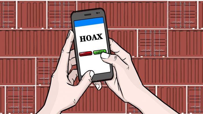 Viral di WhatsApp 'Dua Laki-laki Penipu Mencari Dana, Sudah Banyak Korban,' Kapolsek Cimahi: Hoaks!