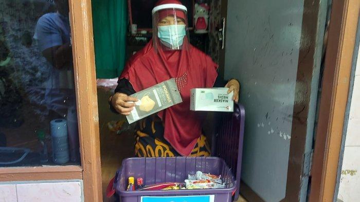 Karyati Kaget Panglima TNI dan Kapolri Antar Langsung Bantuan ke Rumahnya di Gang Sempit di Bandung
