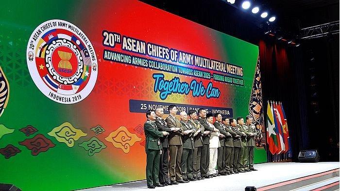 Prabowo Subianto : Ada Pergerakan Dinamis yang Mengancam Negara-negara di ASEAN