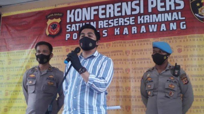 Antisipasi Terjadi Tawuran, Polisi Bubarkan Suporter Persija ketika Konvoi di Karawang