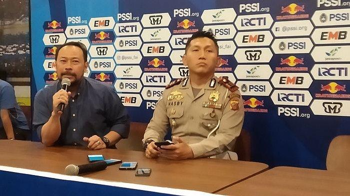 Pengamanan Pertandingan Persib vs Persiwa akan Ekstra Ketat, Ini yang akan Dilakukan Polres Bandung