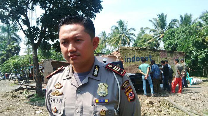 Polisi Lakukan Olah TKP di Gekbrong Cianjur, Lokasi Kecelakaan yang Makan Korban 10 Orang