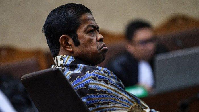 Kasus Suap PLTU Riau-1, Hukuman Mantan Mensos Idrus Marham Dikurangi, Pengacara Sebut Harusnya Bebas