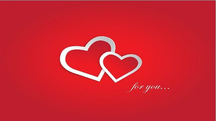 Kata-kata Ucapan Romantis Hari Valentine 14 Februari, Bikin Pasangan Tersentuh dan Makin Sayang