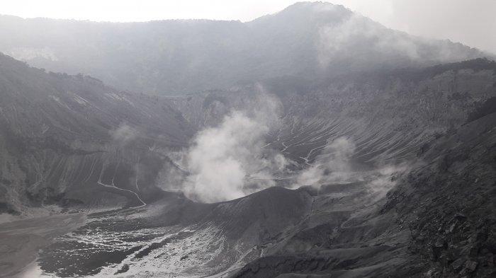 2 Bulan Gunung Tangkuban Parahu Ditutup, Pedagang Sudah Jual Motor dan Gadai Surat Tanah