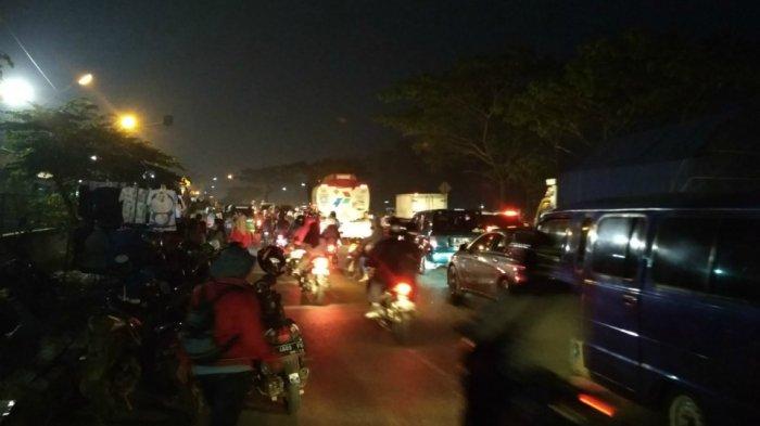 Bupati Garut Usul Jalan Layang, Atasi Kemacetan Akibat Banjir Depan Kahatex