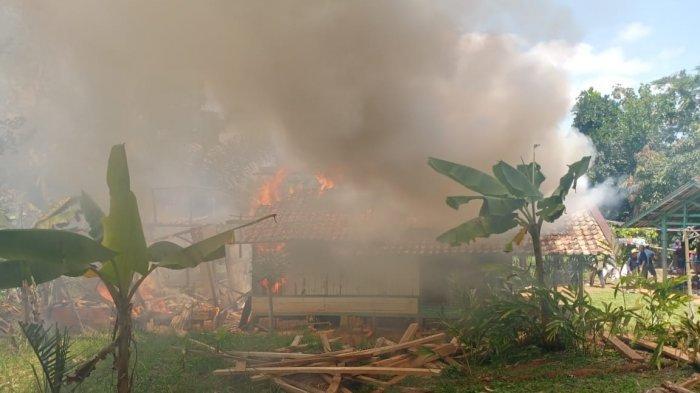 Perempuan Lumpuh Gagal Menyelamatkan Diri dari Kebakaran di Sagaranten, Tewas di Dalam Kamar