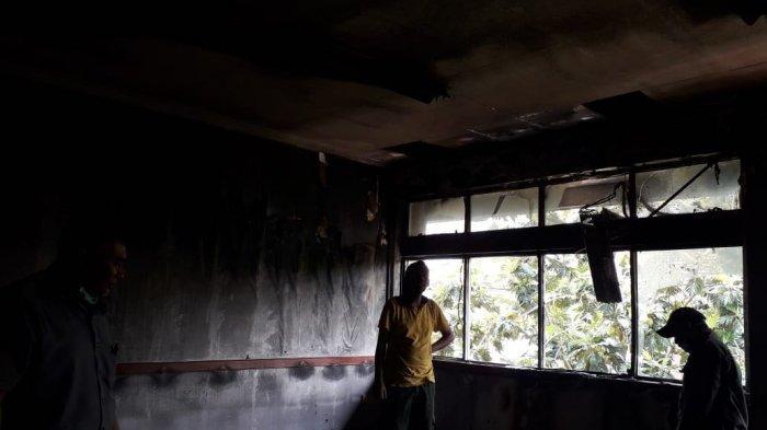 Ini Kata Pihak Kampus Polban, Kebakaran Terjadi Diduga Akibat Korsleting AC Rusak