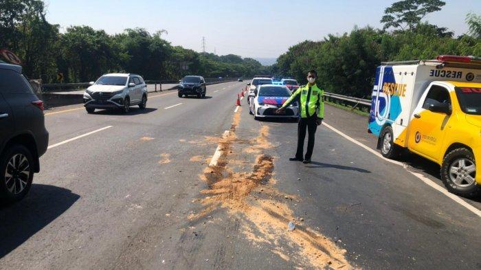 Kecelakaan Maut di Tol Cipularang KM 86 Purwakarta Siang Tadi, Korban Tewas Bertambah Jadi 3 Orang
