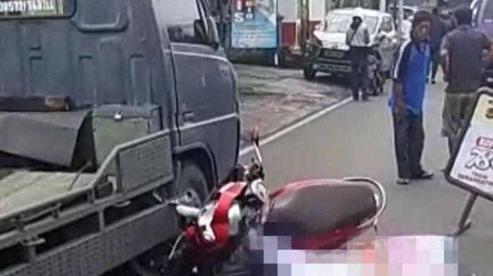 Detik-detik Mahasiswi Fuji Noer Tewas Kecelakaan Maut di Garut, Tabrak Mobil, Jatuh Tertabrak Truk