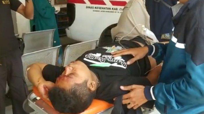 kecelakaan maut di kabupaten cianjur truk fuso vs avanza