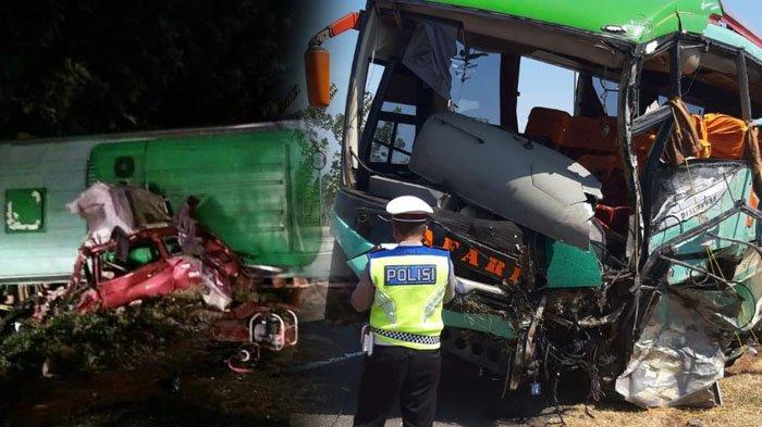 Polisi Gelar Tes Psikologi Terhadap Amsor, Pria Penyebab Kecelakaan Maut di Tol Cipali KM 150