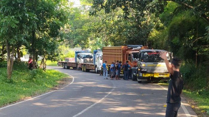 Kecelakaan Maut di Cianjur - Cerita Warga Soal Tanjakan Maut Kebograng, Tempat Kerbau Hitam Mandi