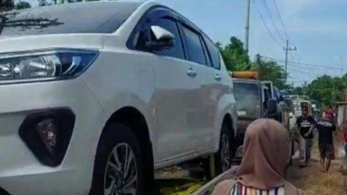 Terdampak Pembangunan Waduk, Uang Ganti Rugi Dibeli Sawah Oleh Warga, Ada yang Kompak Beli Kendaraan