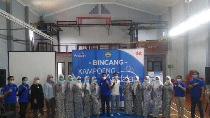 Melalui Program Kampoeng Andalan di Batujajar Barat, Andalan Kontrasepsi Gelar Suntik KB Gratis