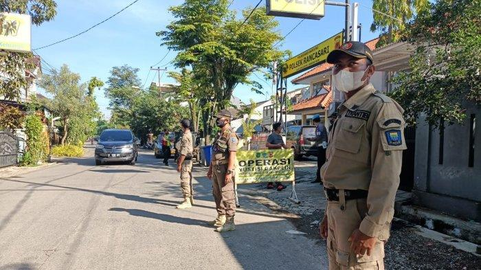 Dua Kelurahan Ini Jadi Wilayah tertinggi tingkat Penyebaran Covid-19 di Kecamatan Rancasari Bandung