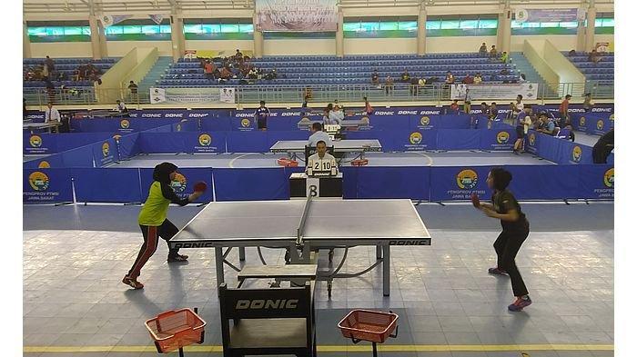 Ketum PTMSI Jawa Barat Terkejut dan Prihatin, Tenis Meja Tak Dipertandingan di PON XX