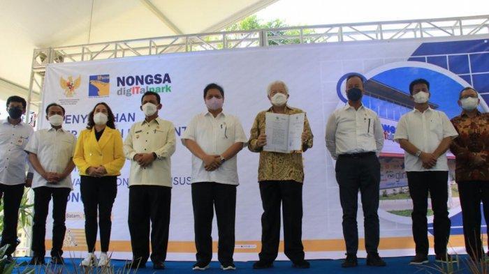 Menko Airlangga: KEK Batam Dapat Menjadi Contoh dan Membuat Indonesia Setara dengan Negara Maju