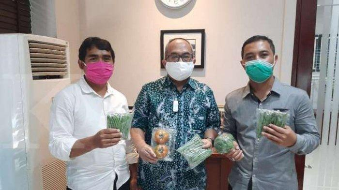 Petani-petani Muda Lembang Tengah Jajaki Ekspor Sayur-Mayur ke Singapura