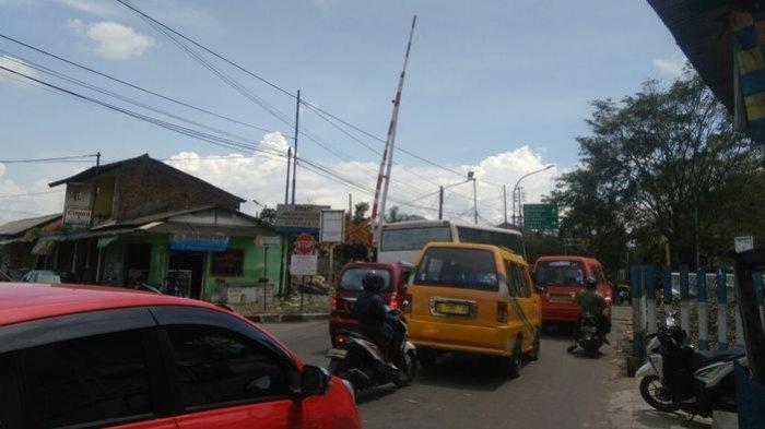 DED Flyover di Perlintasan KA Jalan Gatsu Cimahi Sudah Ada, Tapi Belum Juga Dibangun - Ini Alasannya