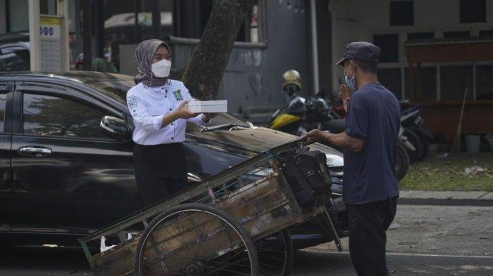 Kembali, DPW PKB Jabar Gelar Food Bank, Solusi Kebangkitkan Ekonomi di Masa Pandemi
