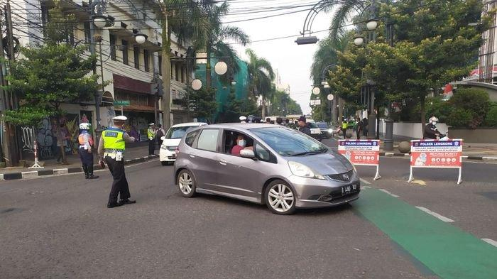 Penerapan Ganjil Genap di Kota Bandung Selama 3 Hari Dinilai Pengamat Transportasi Kurang Efektif