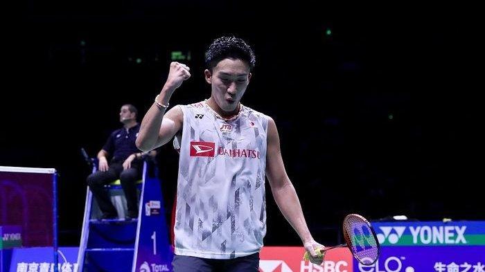 Kento Momota Tak Akan tampil pada Indonesia Masters 2020, Ini Alasannya