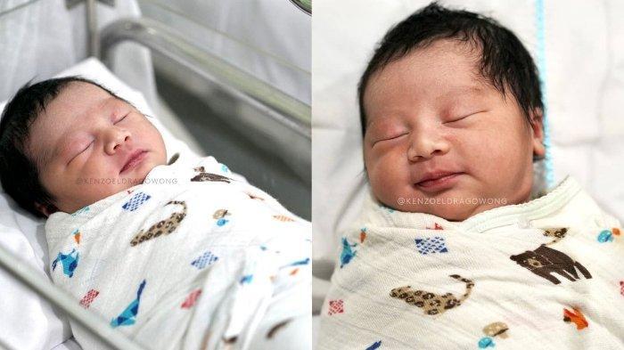 Gantengnya Bayi Paula Verhoeven dan Baim Wong yang Baru Lahir, Kayak Orang Korea, Ini Akun IG-nya