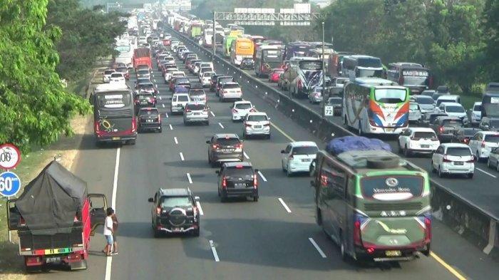 Jasa Marga Prediksi 150 Ribuan Pemudik Belum Kembali ke Jakarta, Besok Puncak Kedua Arus Balik