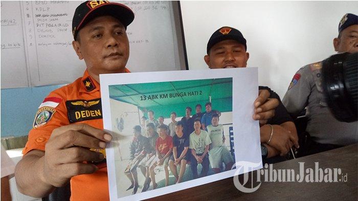 Kapal Nelayan Kandas di Perairan Indramayu, 7 ABK Selamat