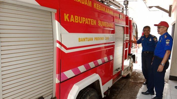 Ada 34 Kasus Kebakaran Terjadi di Sumedang, Penyebabnya Masih Didominasi Korsleting Listrik