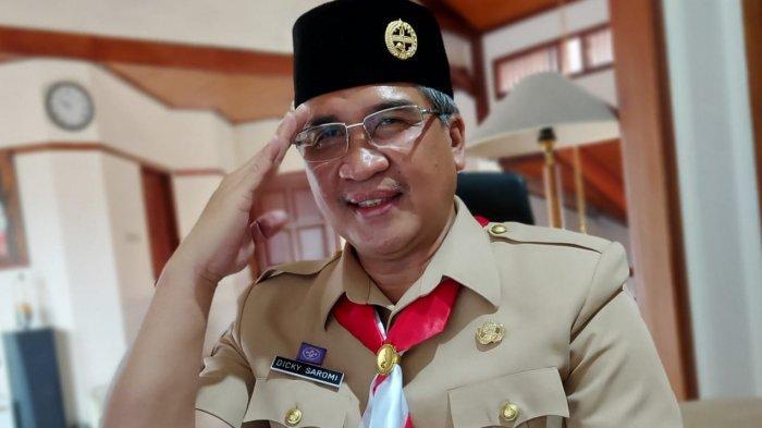Kepala BPSDM Jawa Barat Dicky Saromi