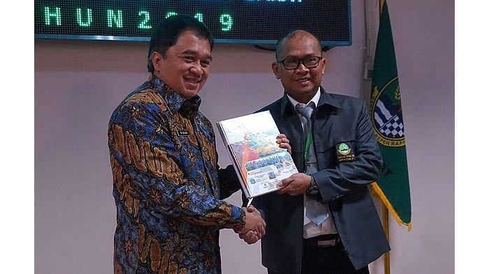 Kepala BPSDM Provinsi Jawa Barat Resmi Tutup Diklatpim IV Angkatan I dan II