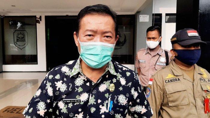 Keterisian Rumah Sakit Pasien Covid-19 Capai 89 Persen, Satu Desa di Subang Lockdown