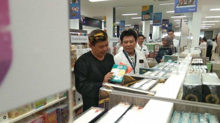 Gramedia Resmi Buka Toko di Garut, Pengunjung Antre Dapatkan Voucher