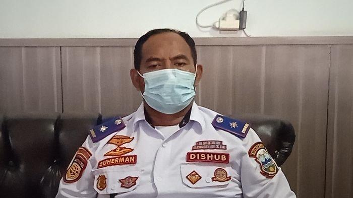 Kepala Dinas Perhubungan Kabupaten Garut, Suherman