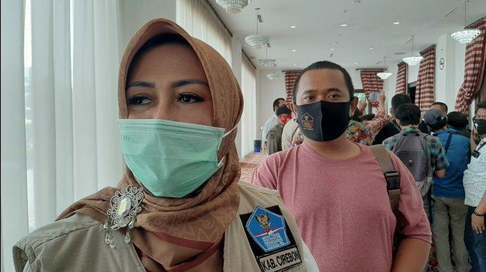 Dinkes Kabupaten Cirebon Sebar 1.000 Alat Rapid Test ke 20 Pos Kesehatan Natal dan Tahun Baru